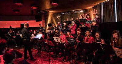 Bundesbegegnung Jugend jazzt in Frankfurt