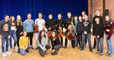 Quatuor Van Kuijk zu Besuch am Bondenwald