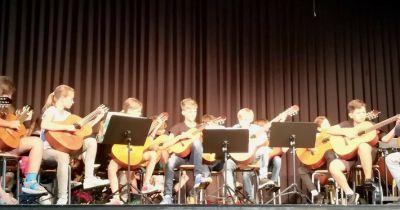 Konzert der Instrumentalschüler