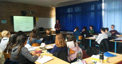"""Workshop """"Medienkompetenz und Journalismus"""""""