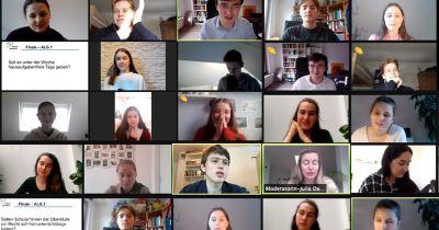 Jugend debattiert - ein Stück lebendige Demokratie